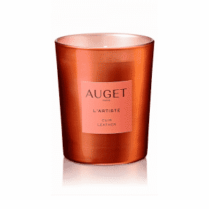 L'ARTSTE - Bougie parfumée - VERRE - Fragrance Cuir