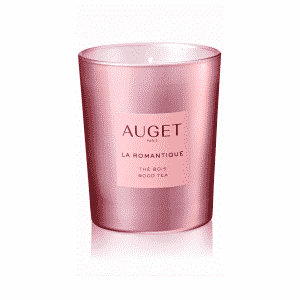 La MYSTERIEUSE - Bougie parfumée - VERRE - Fragrance Ambre Floral