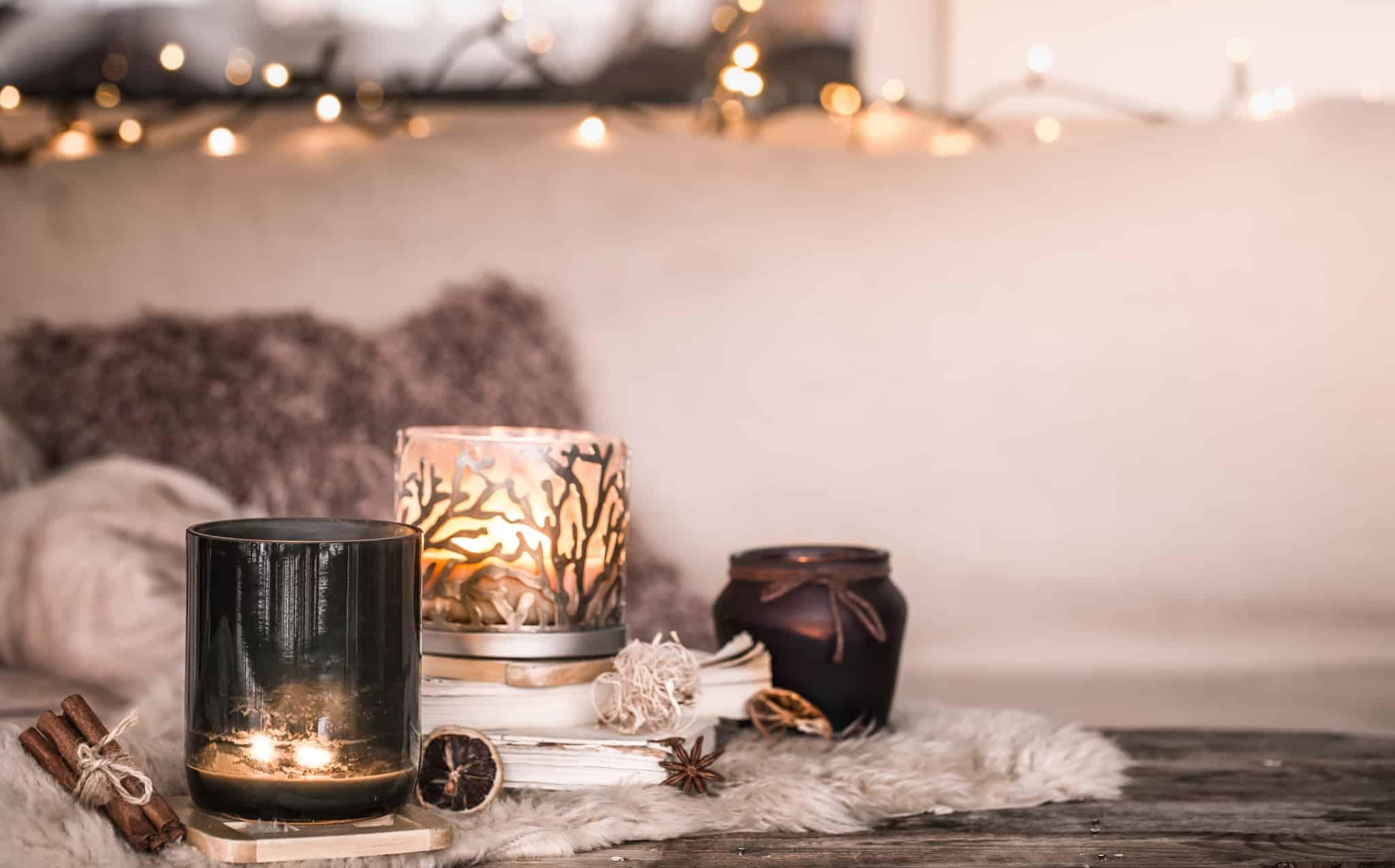 Deco De Table Bougie meilleures bougies de décoration d'intérieur - auget
